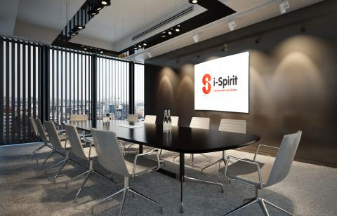 i-spirit new construction office